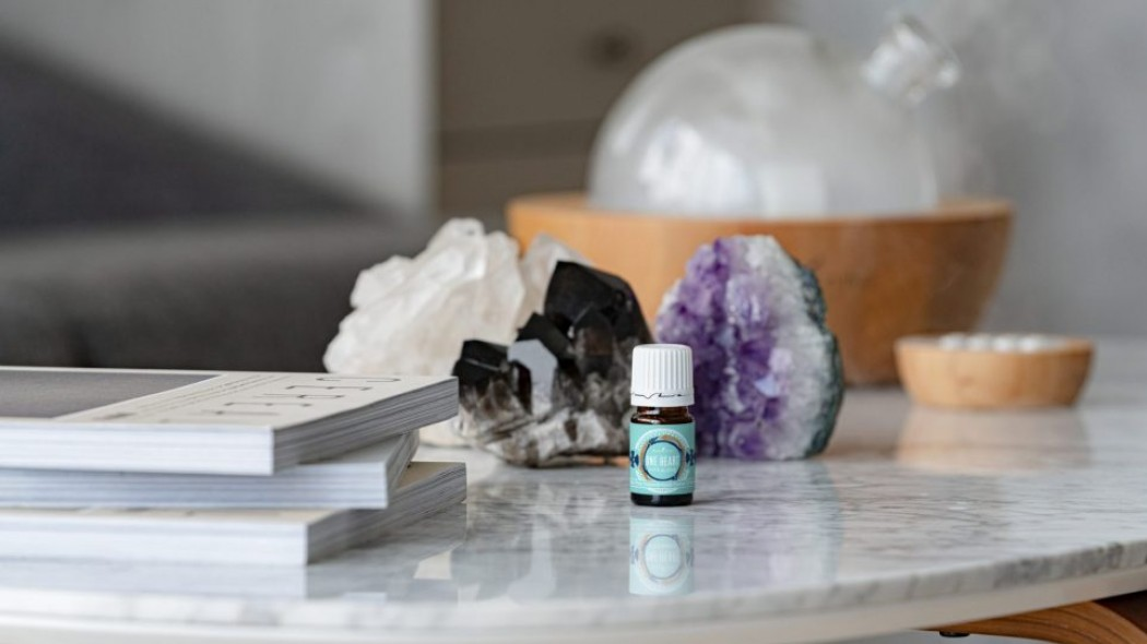 The heart behind One Heart™ essential oil blend