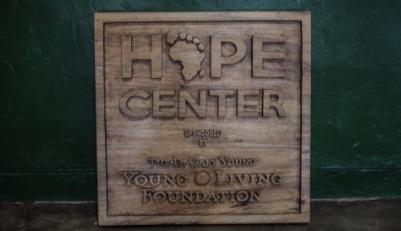 ウガンダに「ホープ・センター」を開設